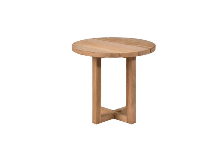 Robert Plumb Chunky Round Side Table