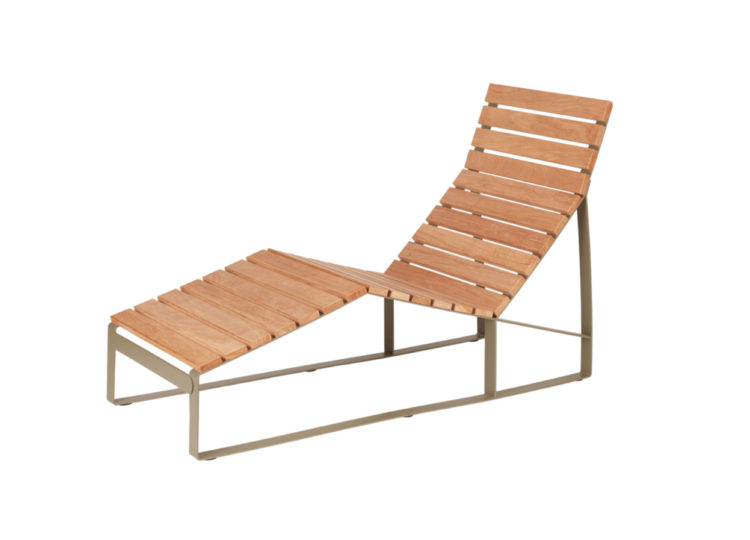 Robert Plumb Ribbon Chaise