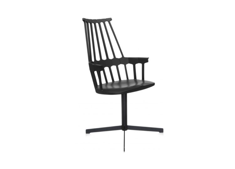 Kartell Comback Swivel Chair