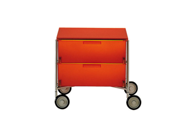Kartell Mobil Chest of Drawers
