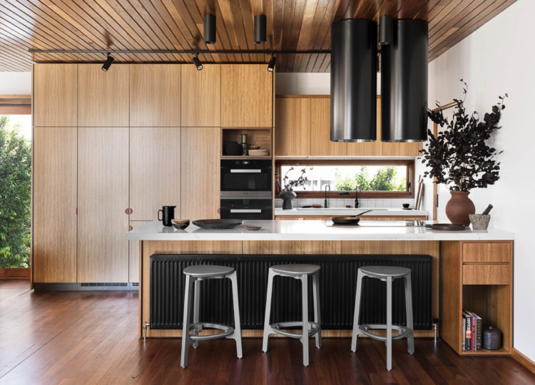 Kitchen | Stewart Street Kitchen by Cantilever Interiors + Stavrias Architecture