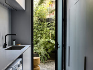 Laundry | Brighton Residence II Laundry by Tecture & Studio Tate