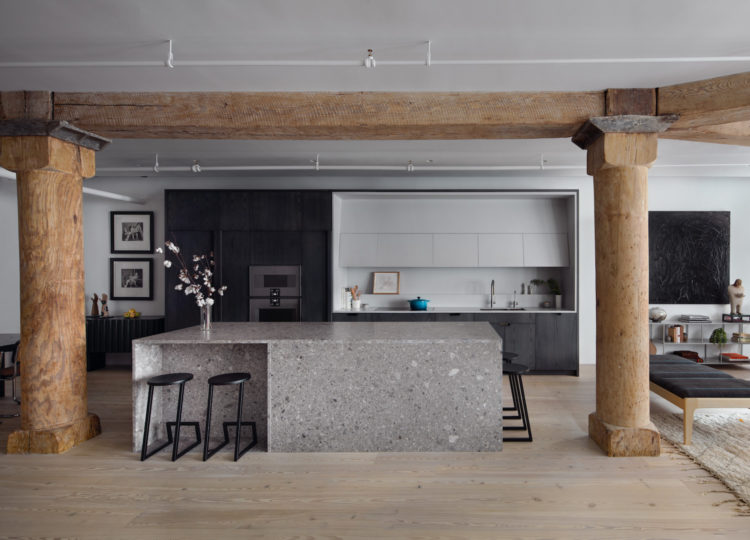 Chelsea Loft by Worrell Yeung