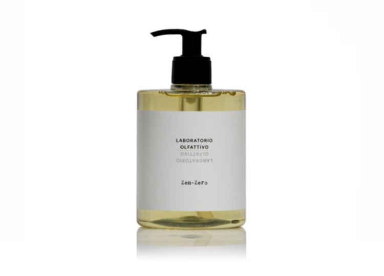 Zen-Zero Liquid Soap by Laboratorio Olfattivo
