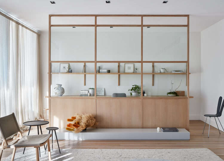 Darlinghurst Apartment by Hecker Guthrie
