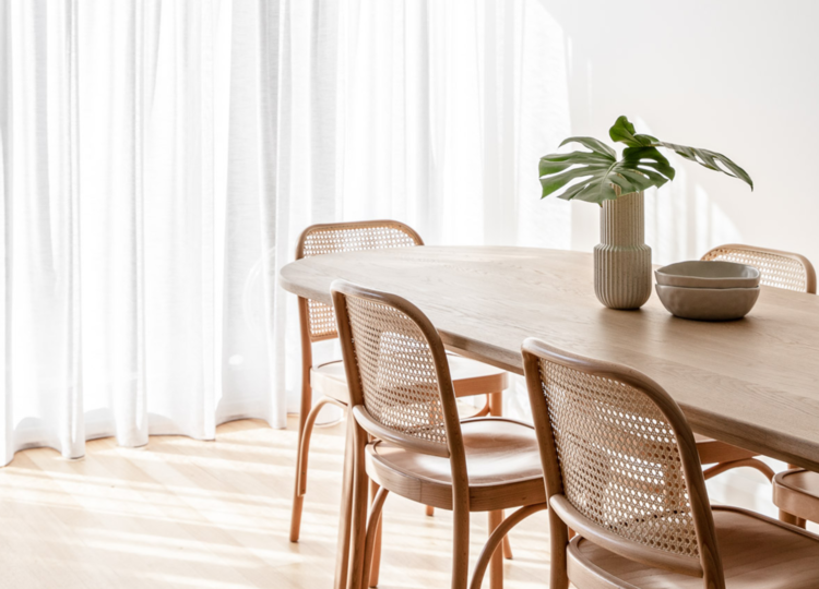 Dining | Rhythmic House Dining Room by Kitty Lee Architecture