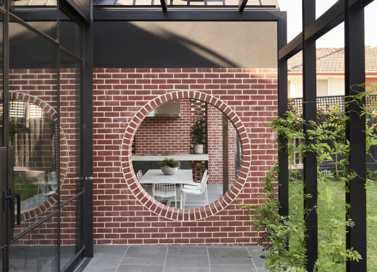 Outdoor Living | Barney House by BayleyWard
