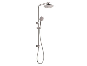 Bastow Giovanni Rail Shower with Overhead