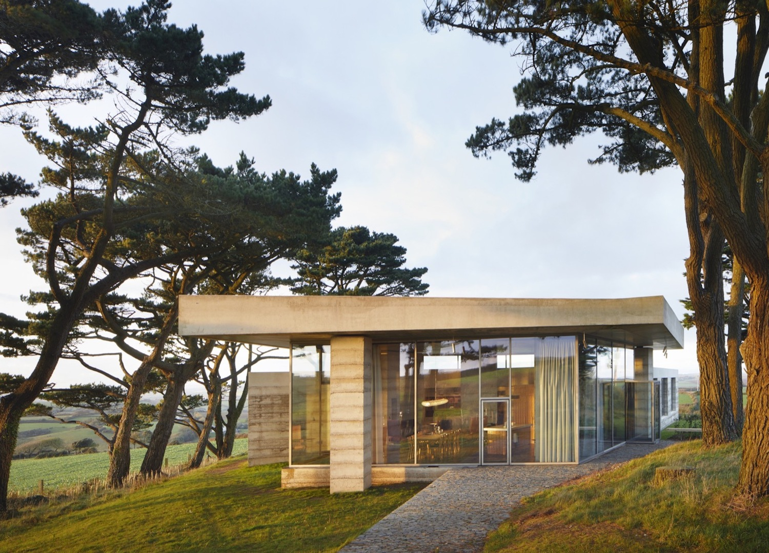 est living chivelstone house by peter zumthor 03