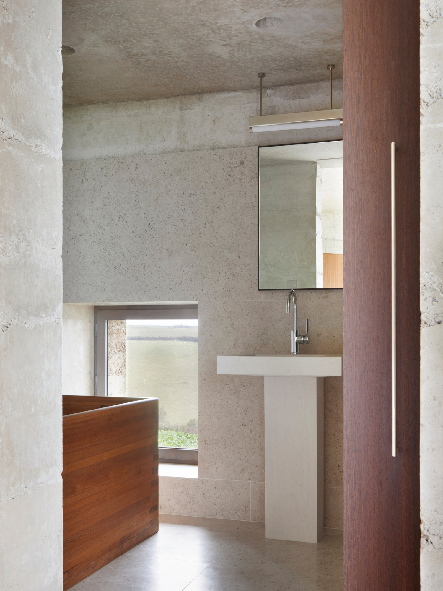 est living chivelstone house by peter zumthor 05