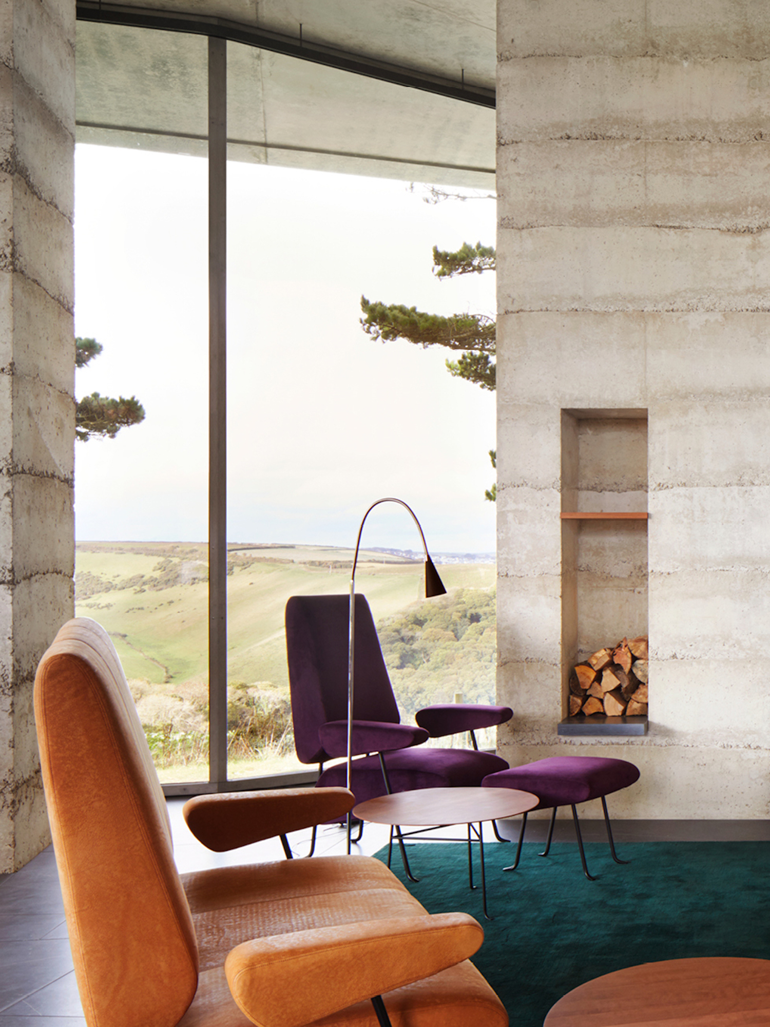 est living chivelstone house by peter zumthor 09