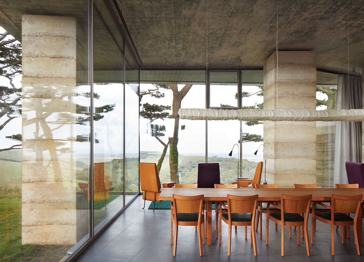 est living chivelstone house by peter zumthor 13