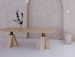 Daniel Boddam M-Long Table