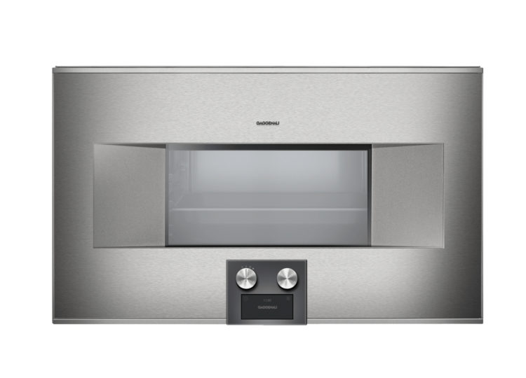 est living gaggenau combi steam oven 400 series 76cm 01 750x540