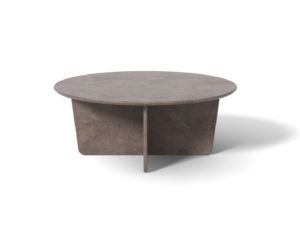 Fredericia Tableau Stone Coffee Table Round