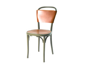 Gemla Vilda 3 Dining Chair – Green/Cognac