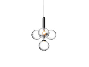 Nuura Miira 4 Pendant Optic Clear