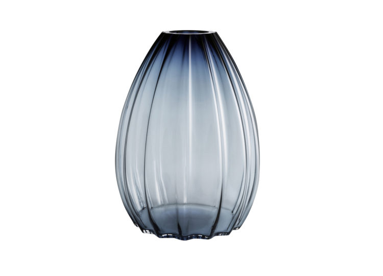 Rosendahl 2Lips Vase 45cm Dark Blue