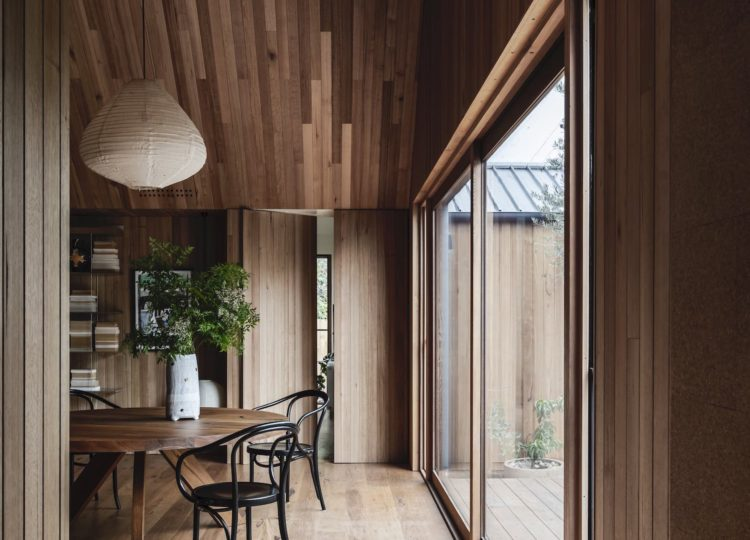 Dining | Northcote House by Melanie Beynon Architecture & Design