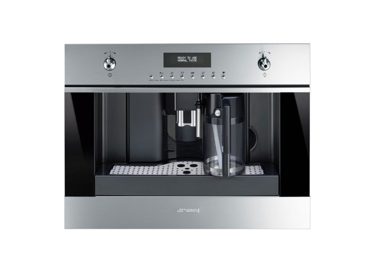 Smeg Classic Design Coffee Machine