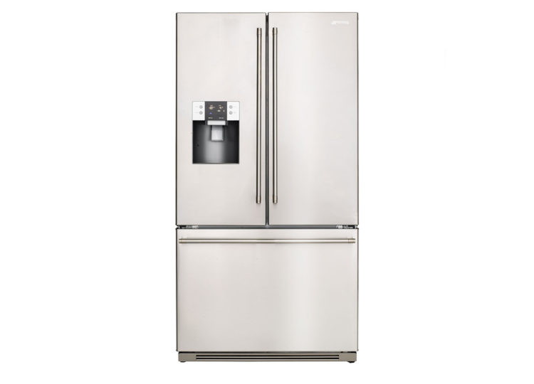 Smeg French Door Refrigerator/Freezer