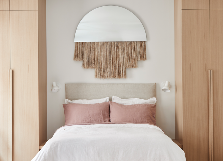Bedroom 2 | Soho Loft Bedroom by Tina Rich Design