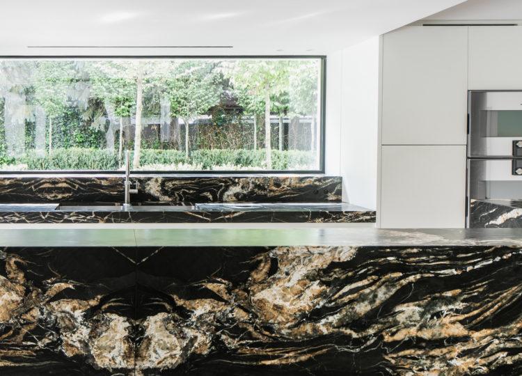 Kitchen | Residence BR Kitchen designed by Studio P Architects