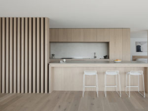 A Warm and Tactile Apartment Reinvention by studioplusthree