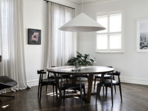 Dining | A Gentle Heritage Revival Dining Room by Nina Provan