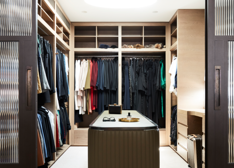 Wardrobes & Walk-In Robes | The Home of Camilla Freeman-Topper by Alwill Interiors and LRA