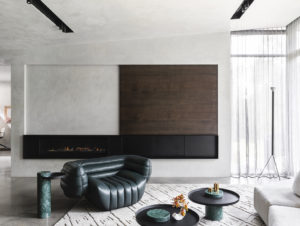 Living 2 | Orchard House Living Room by Chelsea Hing