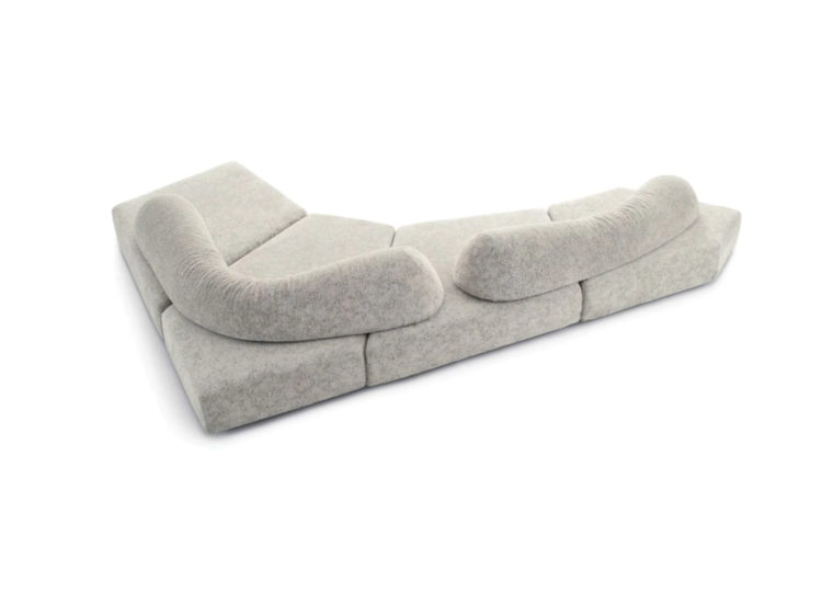 Edra On The Rocks Sofa