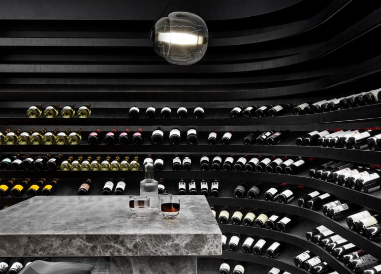 Bar & Cellar  | NNH Residence Cellar by Mim Design