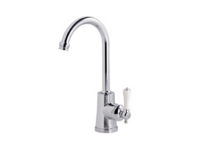 Georgian Gooseneck Sink Mixer 35mm (Small)