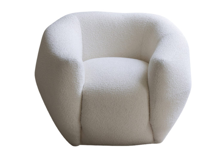 Pierre Yovanovitch Armchair Asymétrie
