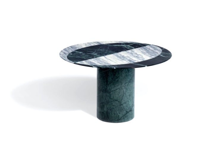 Salvatori Proiezioni Coffee Table (Round)