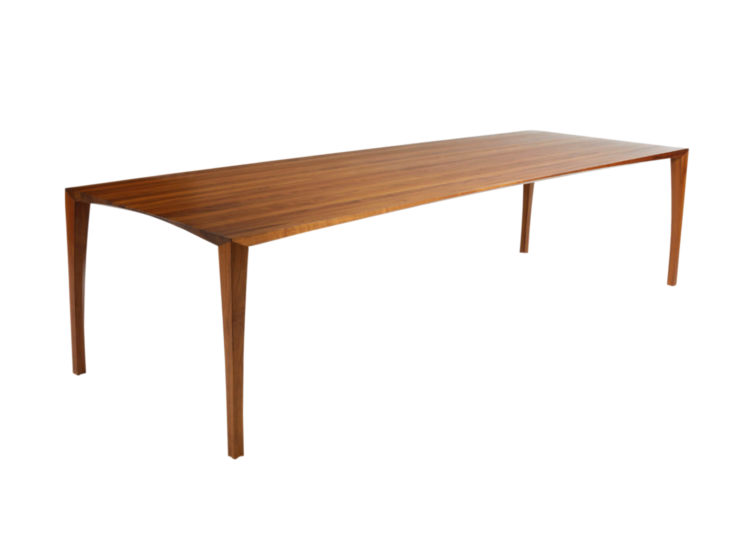 Johansen Rectangle Walnut Table