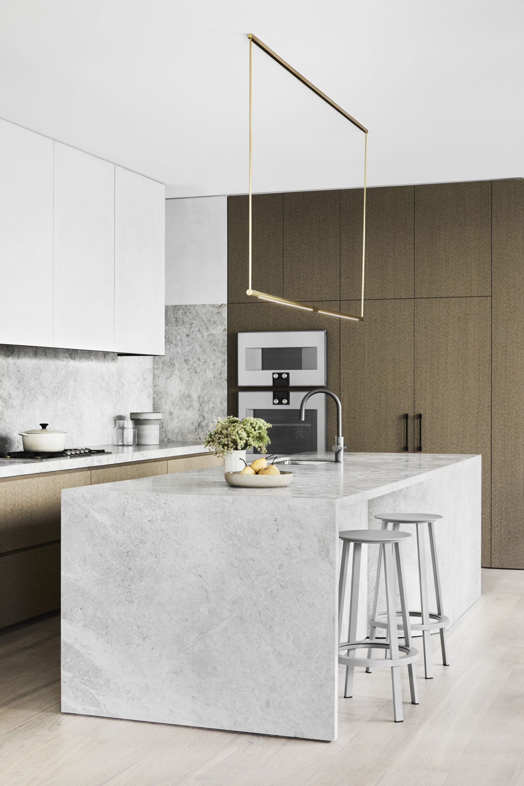 Refined Apartment Living with Mim Design