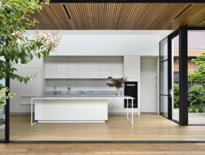 Kitchen | McNamara House Kitchen by Tom Robertson Architects