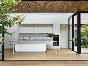 Kitchen | McNamara House Kitchen by Tom Robertson Architects