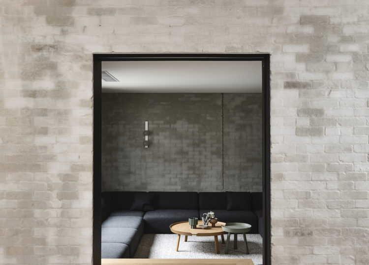 Living | McNamara House Living Room by Tom Robertson Architects