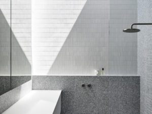 Bathroom | McNamara House Bathroom by Tom Robertson Architects
