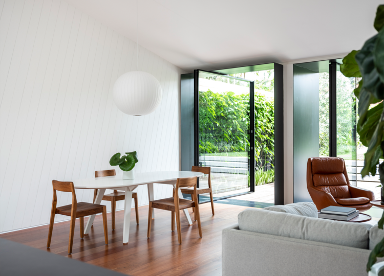 Dining | Framed House Dining Room by Luis Gomez-SiuDesign Studio