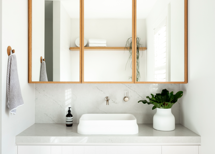 Bathroom 2 | Framed House Bathroom by Luis Gomez-Siu Design Studio