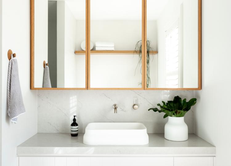Bathroom 2 | Framed House Bathroom by Luis Gomez-SiuDesign Studio