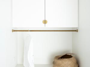 Laundry | Framed House Laundry by Luis Gomez-SiuDesign Studio