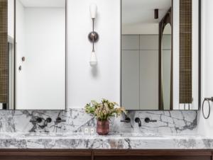Bathroom 1 | Northbridge Home Bathroom by Tess Regan Design