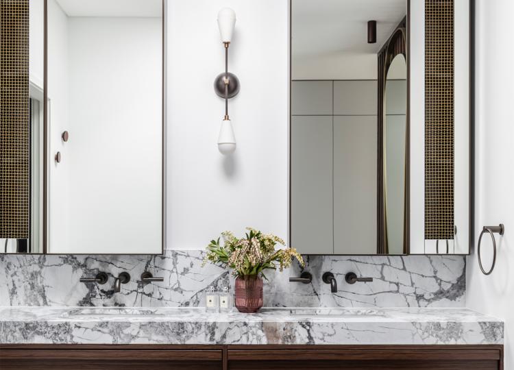 Bathroom 1   Northbridge Home Bathroom by Tess Regan Design