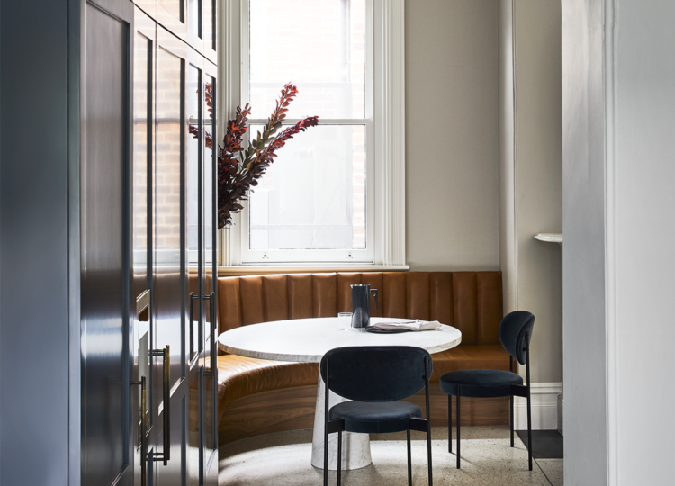 Dining 2 | Armadale Residence Dining Nook by Pleysier Perkins and Sanders & King