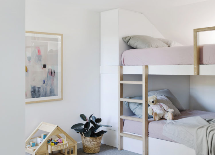 Kids 1 | Worker's House Kids Bedroom by Clayton Orszaczky